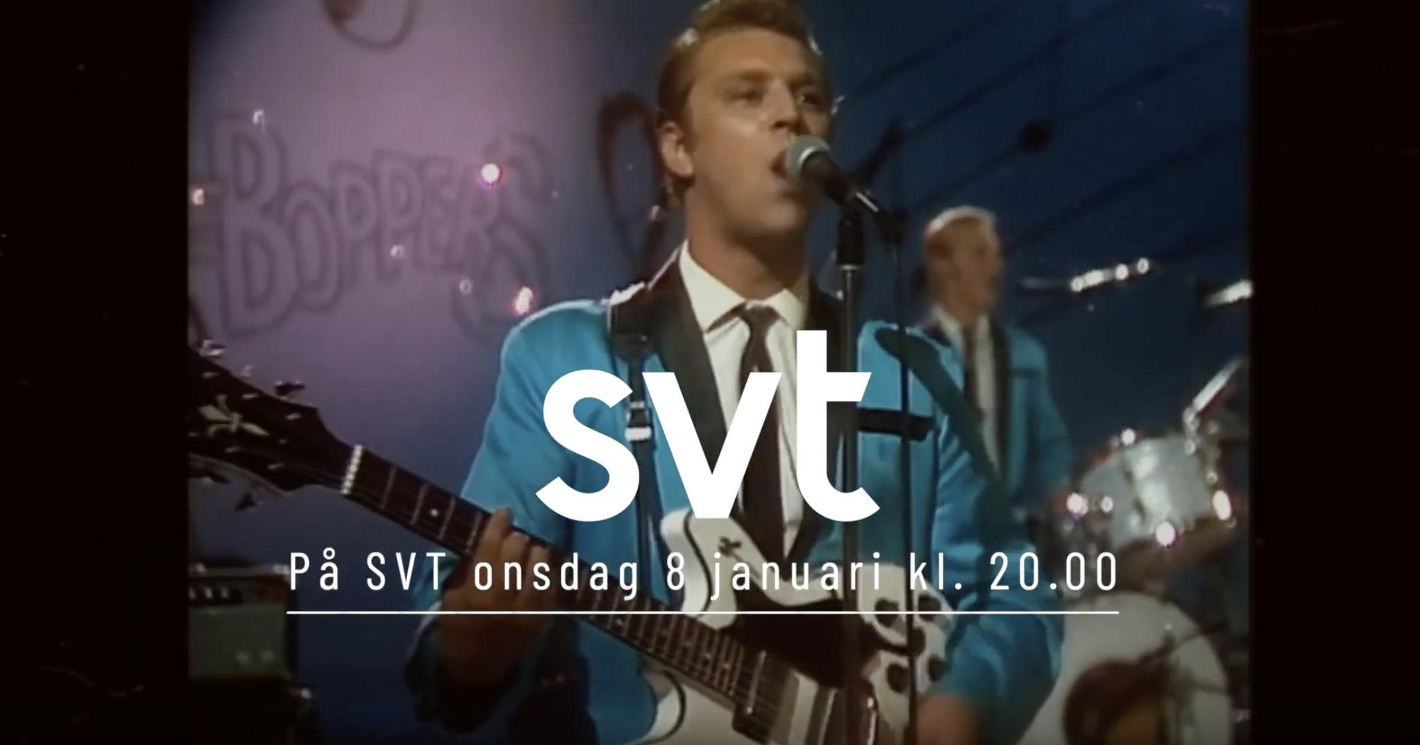 The Boppers på SVT!